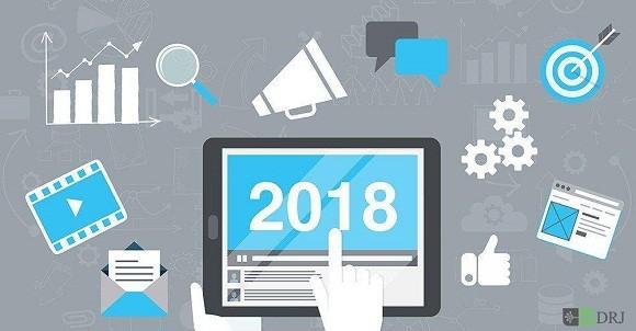 دیجیتال مارکتینگ در سال 2018
