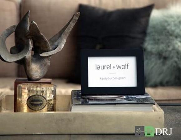 لورل اند ولف (Laurel & Wolf)