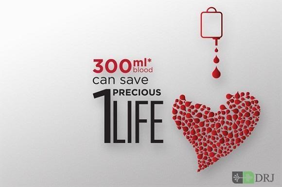 14 ژوئن روز جهانی اهدای خون