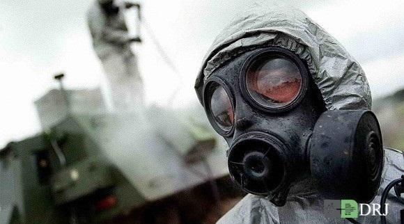 8 روز مبارزه با سلاح های شیمیایی و میكروبی
