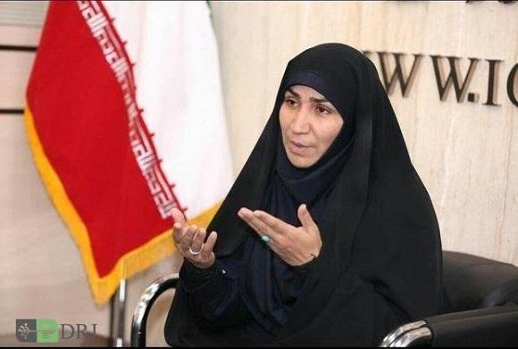 هاجر چنارانی نماینده نیشابور در مجلس شورای اسلامی