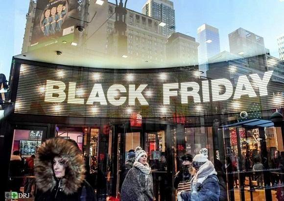 روز آدینه سیاه در ایالت متحده به بیش از ۶ میلیار دلار فروش آنلاین می رسد