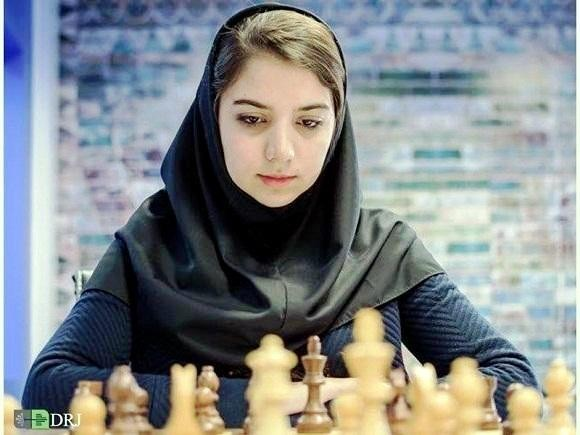 سارا خادم الشریعه نایب قهرمان جهان شد