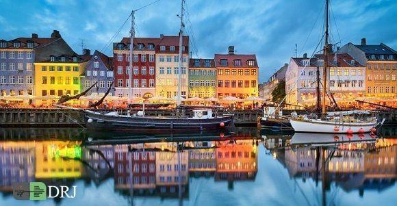 دانمارک کشوری است در شمال اروپا و پایتخت آن کپنهاگ است