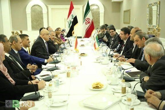 اجرای توافقات مشترک ایران و عراق منجر به رونق تولید و توسعه صادرات