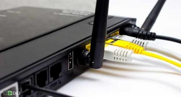 افزایش سرعت اینترنت بی سیم