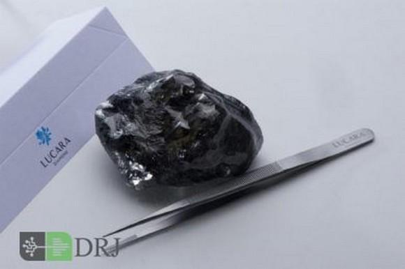 الماس غول پیکر دیگری در آفریقا کشف شد