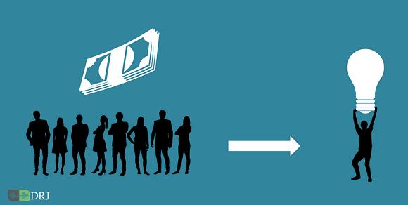 تامین مالی جمعی (Crowdfunding)